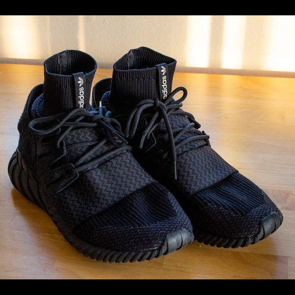 "new product 2a318 4a2b6 adidas Other - Adidas Tubular Doom ""Blackout"" ⚫ ♤️"
